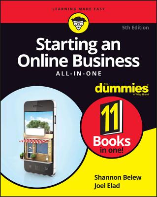 Starting an Online Business All-In-One for Dummies - Belew, Shannon