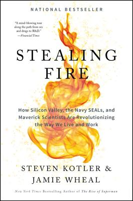 Stealing Fire: How Silicon Valley, the Navy SEALs, and Maverick Scientists Are Revolutionizing the Way We Live and Work - Kotler, Steven