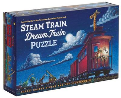 Steam Train, Dream Train Puzzle - Rinker, Sherri Duskey