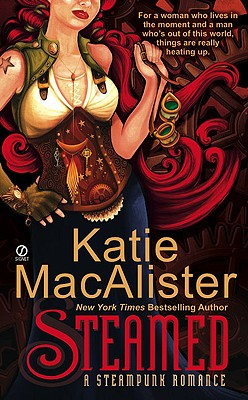 Steamed: A Steampunk Romance - MacAlister, Katie