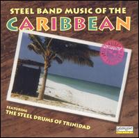 Steel Band Music of the Caribbean [Delta Single Disc] - Various Artists