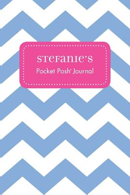 Stefanie's Pocket Posh Journal, Chevron - Andrews McMeel Publishing (Creator)