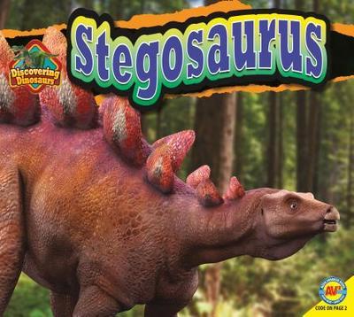 Stegosaurus - Carr, Aaron