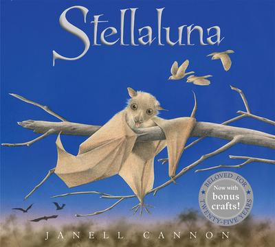 Stellaluna 25th Anniversary Edition - Cannon, Janell