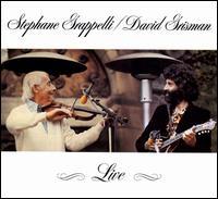 Stephane Grappelli & David Grisman Live - Stephane Grappelli/David Grisman