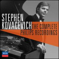 Stephen Kovacevich: The Complete Philips Recordings - Jack Brymer (clarinet); Martha Argerich (piano); Members of the Berlin Philharmonic Octet ; Michael de Roo (percussion);...