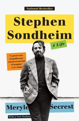 Stephen Sondheim: A Life - Secrest, Meryle