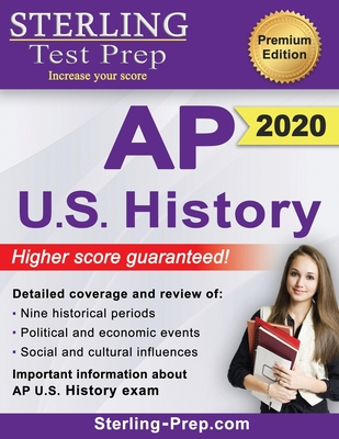 Sterling Test Prep AP U.S. History: Complete Content Review for AP US History Exam - Prep, Sterling Test