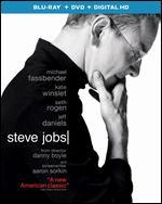 Steve Jobs [Includes Digital Copy] [Blu-ray/DVD]