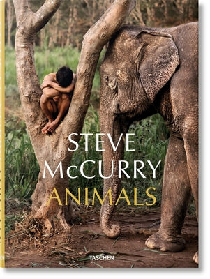 Steve McCurry. Animals - Golden, Reuel (Editor), and McCurry, Steve (Photographer)