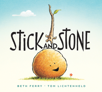Stick and Stone (Board Book) - Ferry, Beth