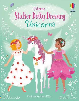 Sticker Dolly Dressing Unicorns - Watt, Fiona