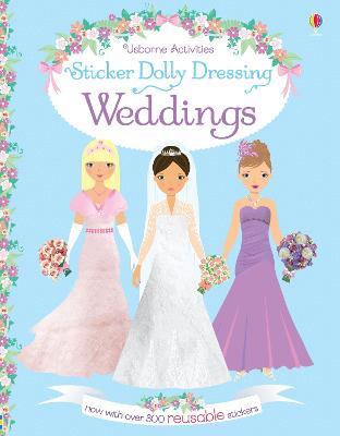 Sticker Dolly Dressing Weddings - Watt, Fiona