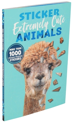 Sticker Extremely Cute Animals - Editors of Thunder Bay Press