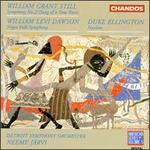 Still: Symphony No. 2; Dawson: Negro Folk Symphony; Ellington: Harlem
