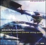 Stockhausen: Helikopter-Quartett