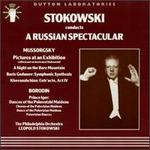 Stokowski Conducts A Russian Spectacular
