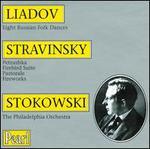 Stokowski conducts Liadov & Stravinsky