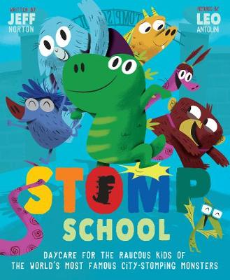 Stomp School - Norton, Jeff