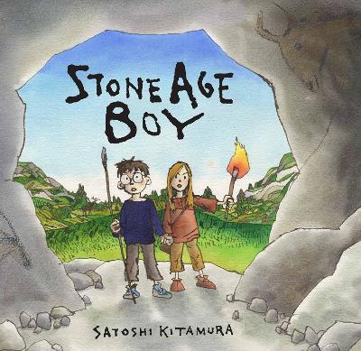 Stone Age Boy -