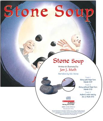 Stone Soup - Audio - Muth, Jon J