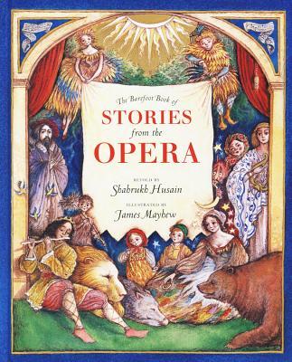 Stories from the Opera W/CD - Husain, Shahrukh, and Richardson, Miranda (Read by)