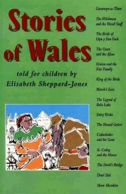 Stories of Wales Told for Children - Sheppard-Jones, Elisabeth