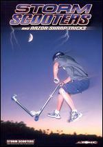 Storm Scooters and Razor Sharp Tricks
