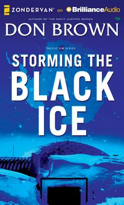 Storming the Black Ice - Brown, Don, and Bubb, Simon (Read by)