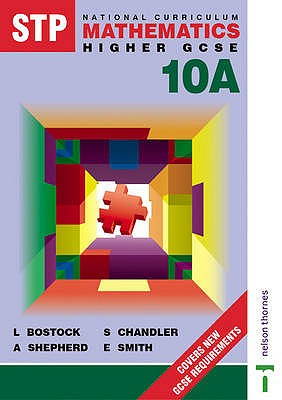 STP National Curriculum Mathematics 10A Pupil Book Revised EDN - Smith, Ewart, and Bostock, L., and Chandler, F. S.