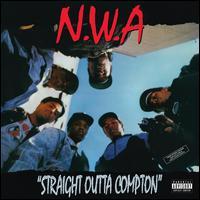 Straight Outta Compton [LP] - N.W.A
