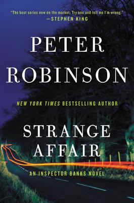 Strange Affair - Robinson, Peter