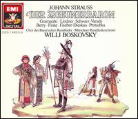 Strauss: Der Zigeunerbaron - Brigitte Lindner (vocals); Dietrich Fischer-Dieskau (vocals); Hanna Schwarz (vocals); Iaus Hirte (vocals);...