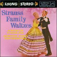 Strauss Family Waltzes - Boston Pops Orchestra; Arthur Fiedler (conductor)