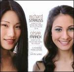 Strauss, Franck: Violin Sonatas