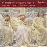 Strauss: The Complete Songs, Vol. 8