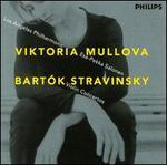 Stravinsky, Bartók: Violin Concertos