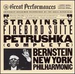 Stravinsky: Firebird Suite; Petrushka