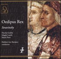 Stravinsky: Oedipus Rex - Aldo Bertocci (vocals); Arnoldo Foa; Magda Laszlo (vocals); Mario Petri (vocals); Nestore Catalani (vocals);...