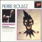 Stravinsky: Pétrouchka; Le Sacre du Printemps