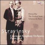 Stravinsky: Petrouchka; The Firebird Suite; Scherzo à la Russe
