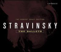 Stravinsky: The Ballets - Alan Ewing (basso profundo); Alison Wells (soprano); Andrew Greenan (bass); Andrew Greenan (baritone);...