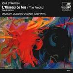 Stravinsky: The Firebird / Jeu de cartes