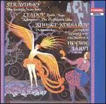 Stravinsky: The Firebird Suite; Lyadov: Baba-Yaga; Rimsky-Korsakyov: Dubinushka