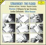 Stravinsky: The Flood; Wuorinen: A Reliquary for Igor Stravinsky