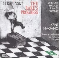 Stravinsky: The Rake's Progress - Anne Collins (mezzo-soprano); Dawn Upshaw (soprano); Grace Bumbry (mezzo-soprano); Jerry Hadley (tenor); Robert Lloyd (bass);...