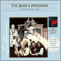 Stravinsky: The Rake's Progress - Alexander Young (tenor); Colin Tilney (harpsichord); Don Garrard (bass); Jean Manning (mezzo-soprano);...