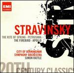 Stravinsky: The Rite of Spring; Petrushka; The Firebird; Apollo