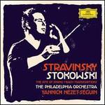 Stravinsky: The Rite of Spring; Stokowski: Bach Transcriptions - Philadelphia Orchestra; Yannick Nézet-Séguin (conductor)