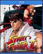 Street Fighter II: The Animated Movie [Blu-ray]
